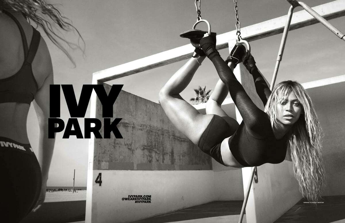 Ivy Park is Beyonce's new athleisure/fitness collection available at Nordstrom, Net-a-Porter and TopShop. Her video for the collection features Parkwood park, a Houston area park where the super star ran with her dad, Mathew Knowles, a child.