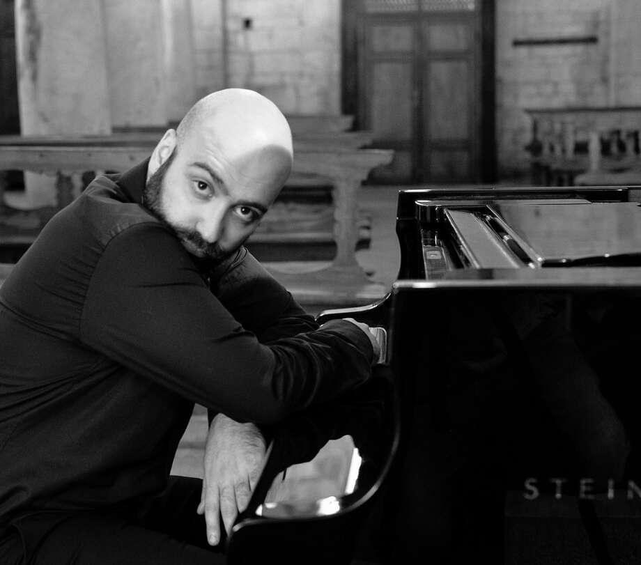 Pianist Alessandro Deljavan, Sept. 10, Ruth Taylor Concert Hall, Trinity University Photo: Courtesy Photo