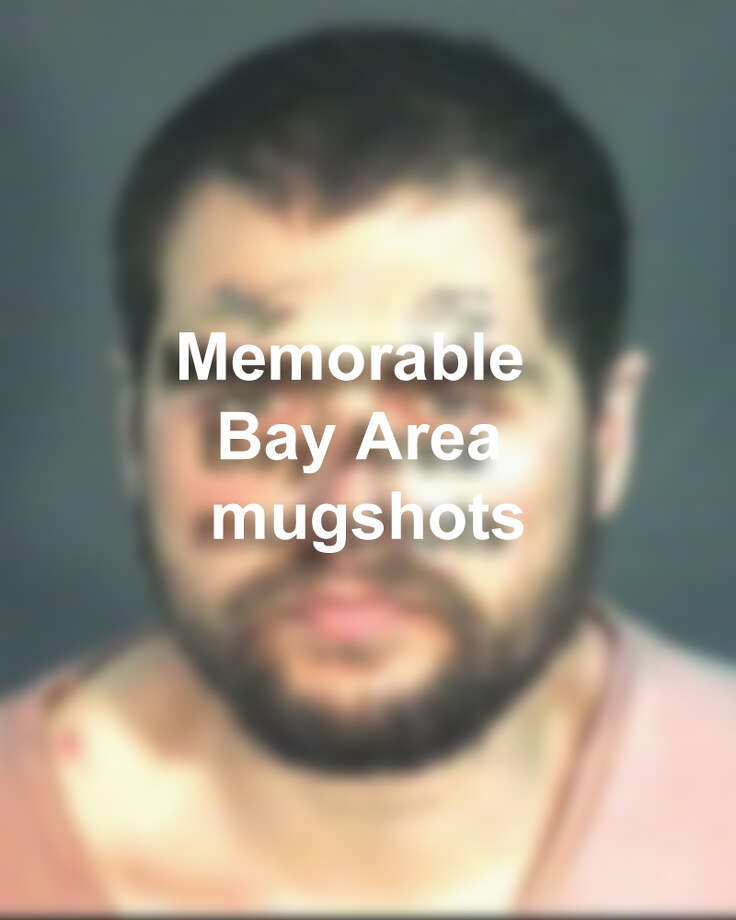 Memorable Bay Area mugshots Photo: Courtesy Photo