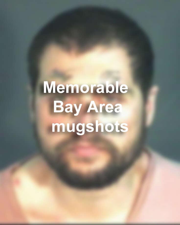 Memorable Bay Area mugshots Photo: Courtesy Photo