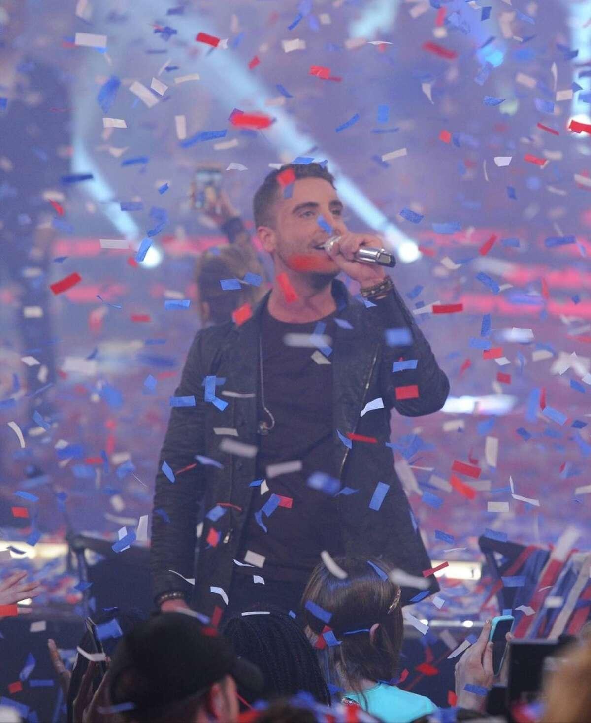 Nick Fradiani is the American Idol XIV winner.