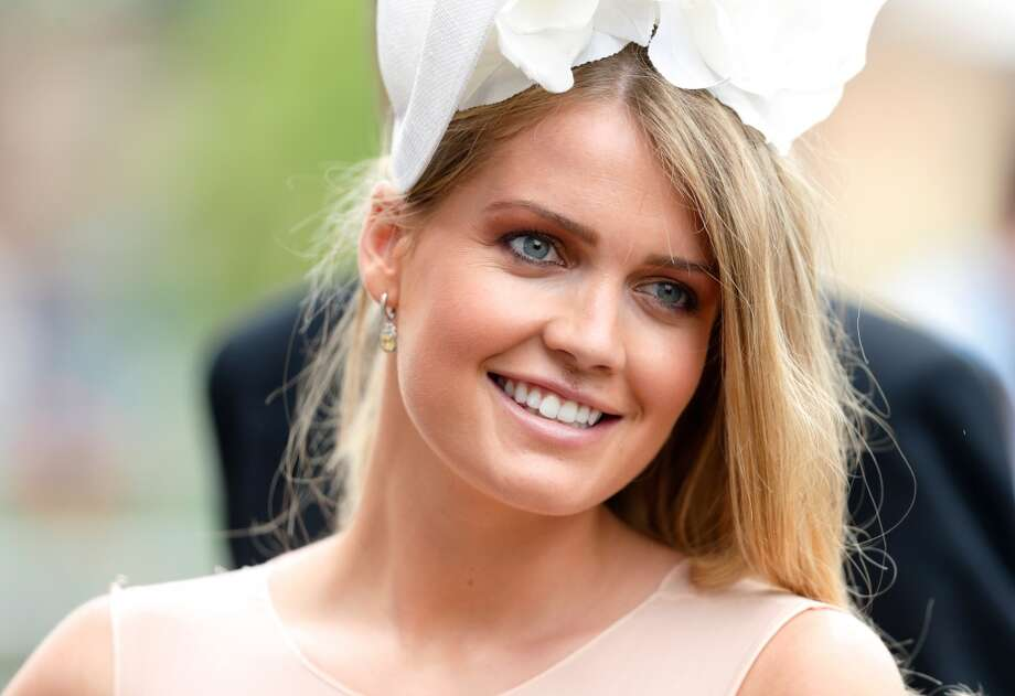 Lady Kitty Spencer attends day 5 of Royal Ascot at Ascot Racecourse on June 20, 2015 in Ascot, England. Photo: Max Mumby/Indigo, Getty Images