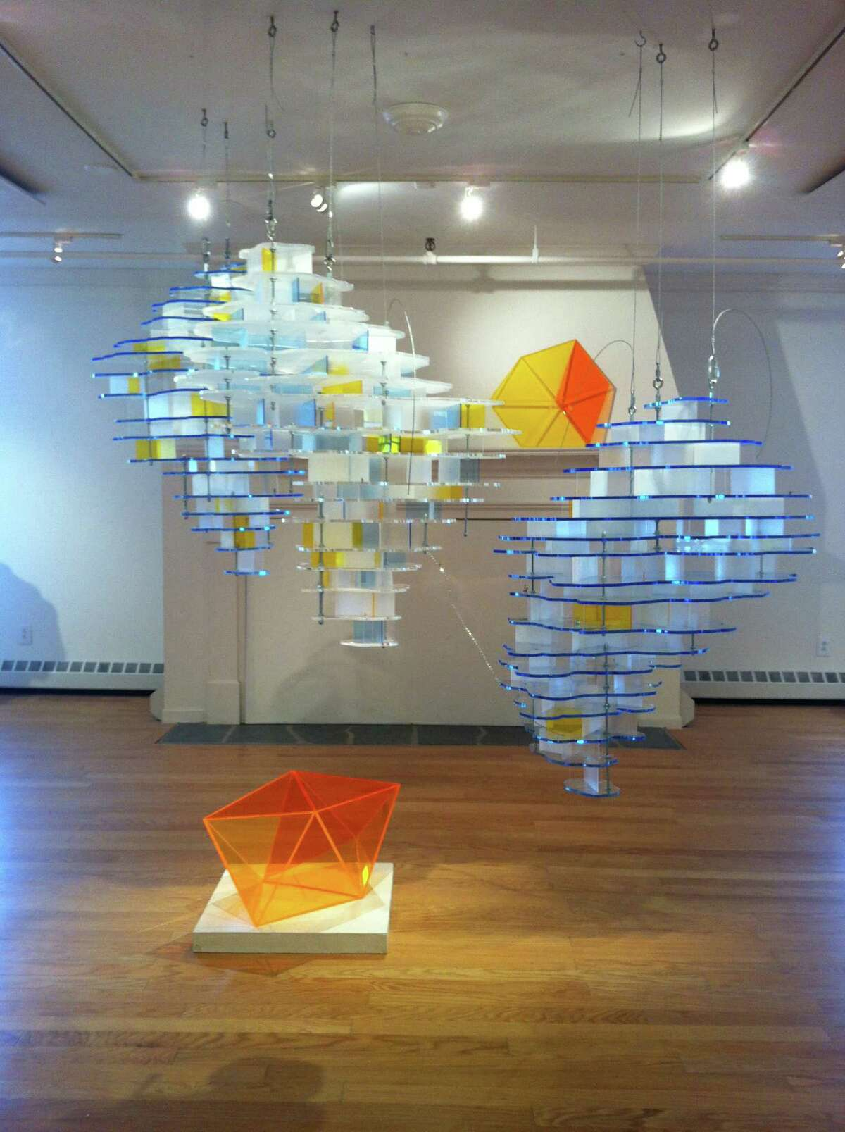"""Formation Proposal"" (installation shot), photo credit: Susan Meyer"