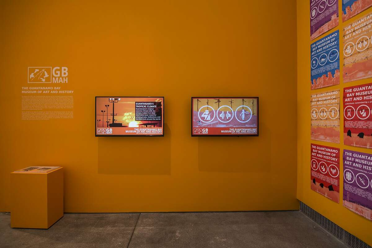 """""""Take This Hammer: Art + Media Activism from the Bay Area"""" is at the Yerba Buena Center for the Arts through Aug. 14."""