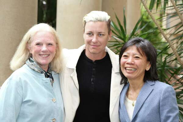 The 2016 Fairfield County's Community Foundation Find for Women and Girls Luncheon was held on April 7 at the Hyatt Regency in Greenwich. The guest speaker was U.S. women's soccer champion Abby Wambach. Were you SEEN?