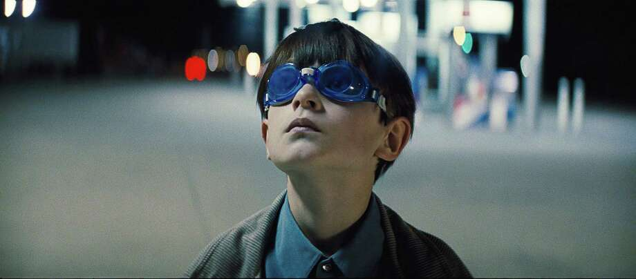 "Alton (Jaeden Lieberher) possesses mysterious powers in ""Midnight Special."" Photo: HONS / Warner Bros. Entertainment"