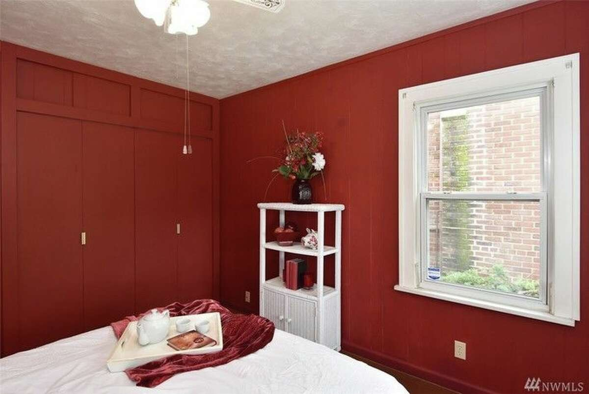 A bedroom in 7743 18th Ave. N.E.