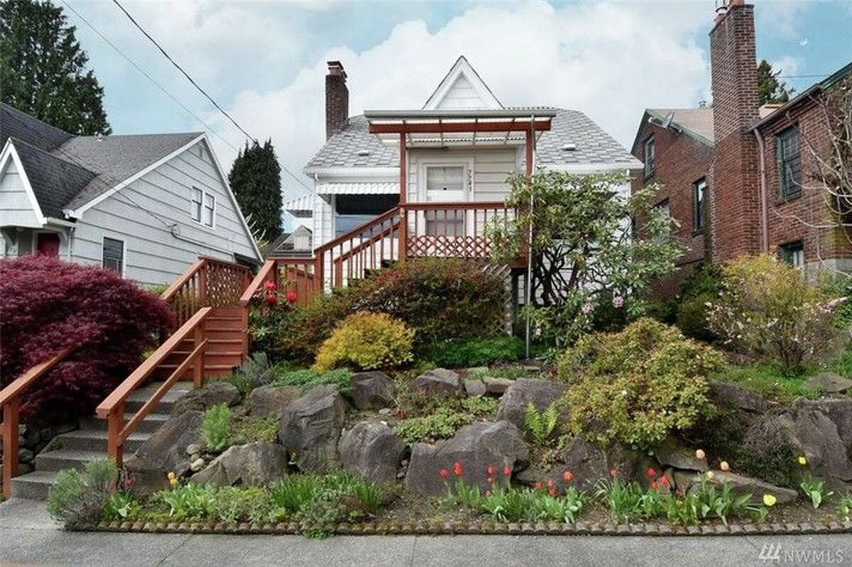 The first home,7743 18th Ave. N.E., is listed for $560,000. The four bedroom, one bathroom home was built in 1927. There will be a showing for this home on Saturday, April 9 and Sunday, April 10 from 1 - 4 p.m. You can see the full listing here.
