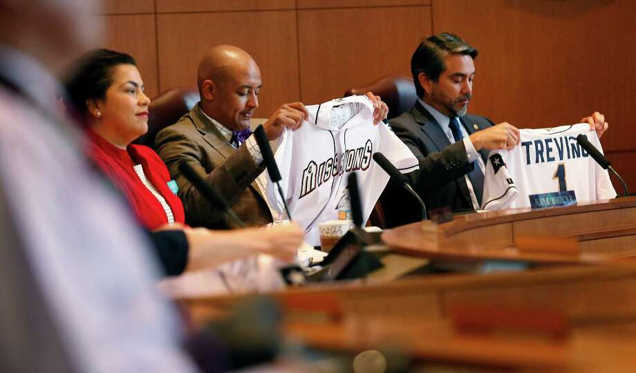 Little has been heard about plans to bring a Triple-A team to San Antonio over the past few months, but the full city council is taking up plans again on Wednesday. Click through to see some potential locations for a downtown stadium. Photo: Kin Man Hui, Staff / San Antonio Express-News / ©2016 San Antonio Express-News