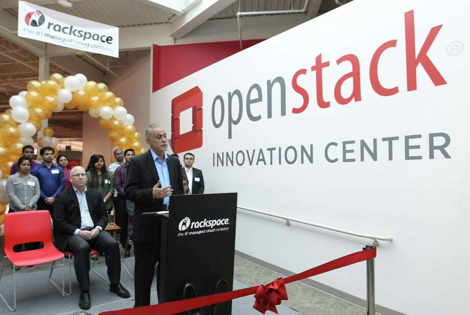 Rackspace opened its OpenStack Innovation Center in September. On Thursday, it announced that it would offer its fully managed OpenStack private cloud service to anyone. Photo: William Luther /San Antonio Express-News / © 2015 San Antonio Express-News