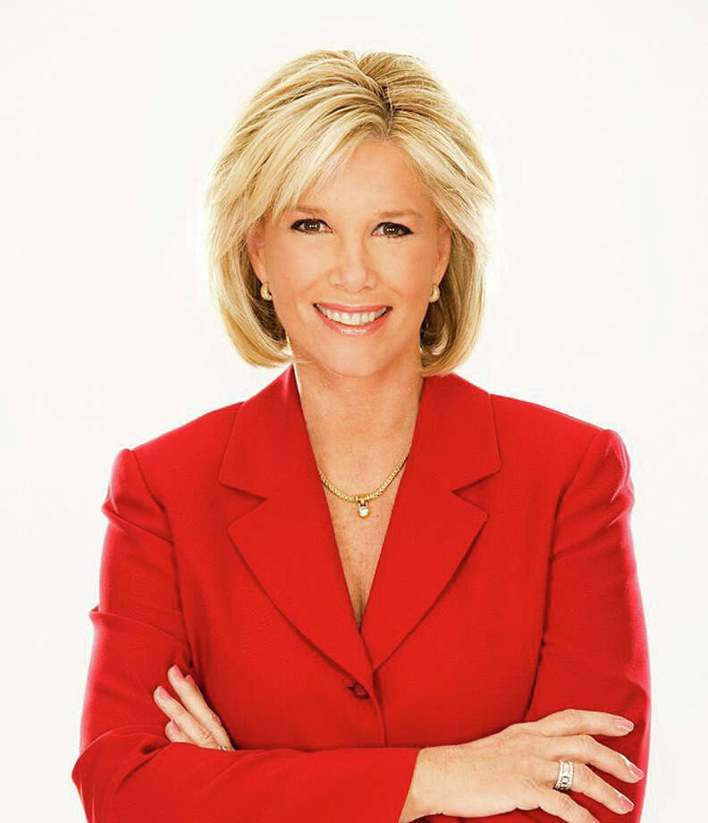 Joan Lunden Photo: Contributed / Contributed Photo / Greenwich Time Contributed