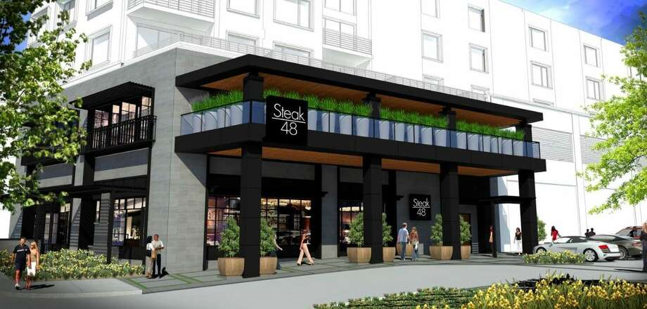 Steak 48 is scheduled to open in the River Oaks District in early June. (Contributed photo)