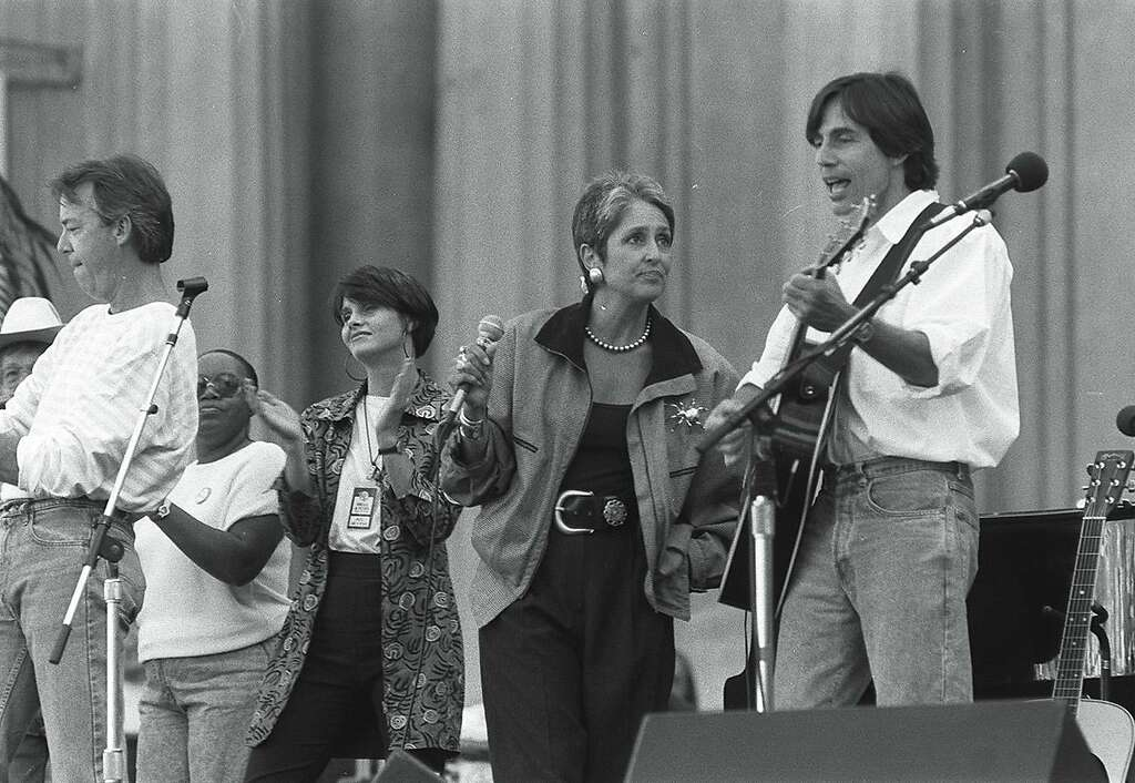 joan baez and steve jobs relationship with