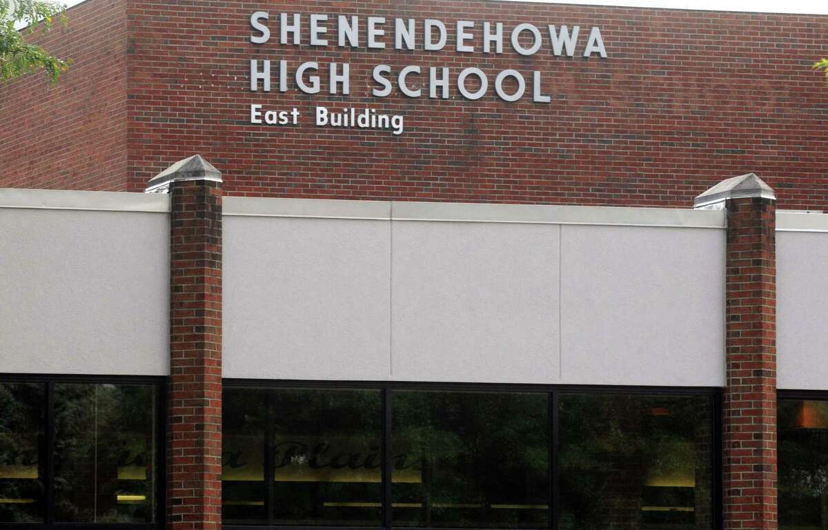 Shenendehowa High School East on Wednesday, Sept. 9, 2015, in Clifton Park, N.Y. (Michael P. Farrell/Times Union archive)