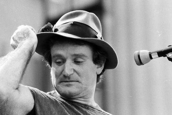Robin Williams would M.C.  at the 1980 Bread & Roses concert,  at Greek Theater, Berkeley  photos shot 10/04/1980