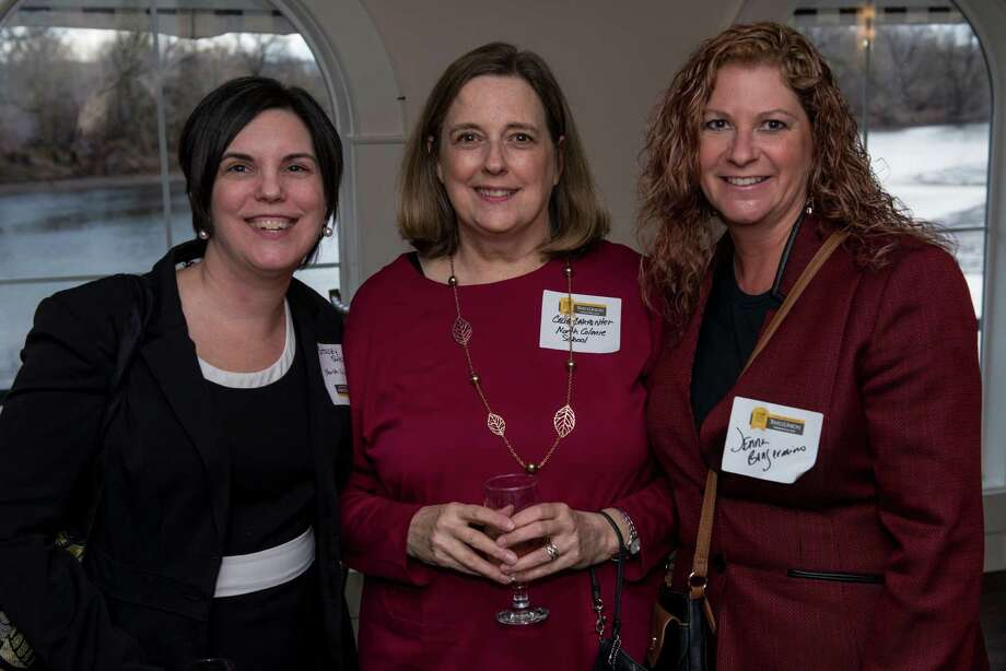 Were you Seen at the Fifth Annual Times Union's Top Workplaces event at Glen Sanders Mansion in Scotia on Thursday, April 7, 2016? To learn about more events and networking opportunities, join Women@Work. Photo: Shawn Morgan Photography