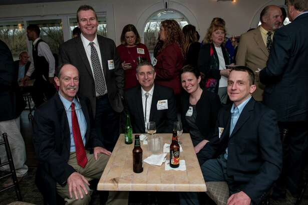 Were you Seen at the Fifth Annual Times Union's Top Workplaces event at Glen Sanders Mansion in Scotia on Thursday, April 7, 2016?
