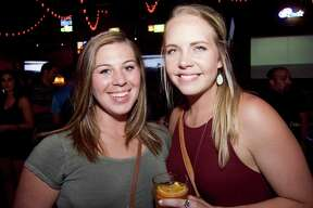 The Babcock crew at Little Woodrow's hosted a Karbach tap takeover alongside the pub's famous turtle races to celebrate National Beer Day on April 7, 2016. This event was one of dozens scheduled for San Antonio Beer Week.