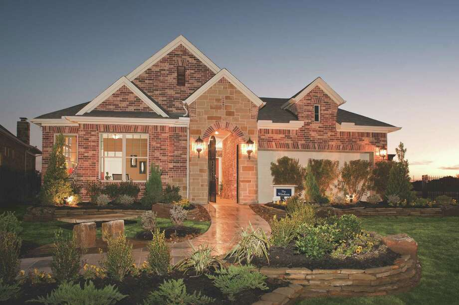Visitors can see the final opportunities remaining in Ashfield Gardens, David Weekley's award-winning homes within the master-planned community of Cinco Ranch in Katy.