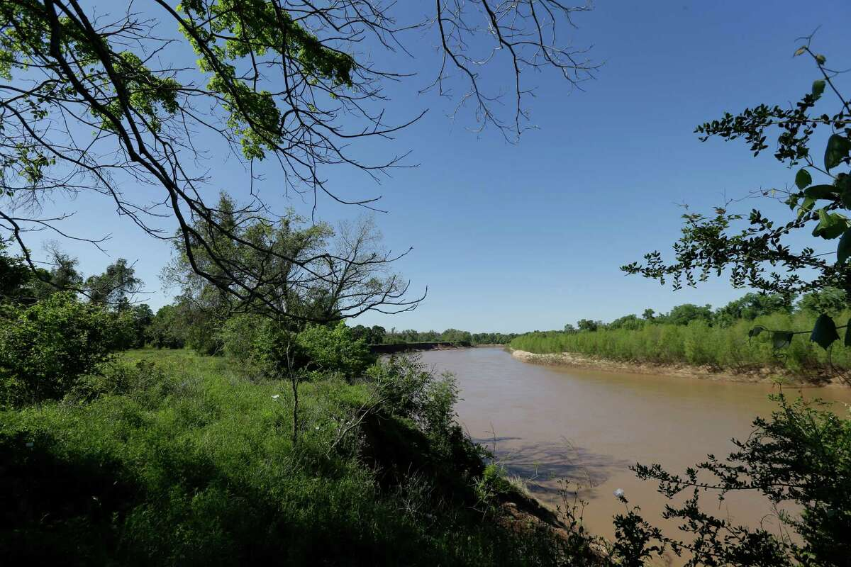 A view from Laprada, over 2,000 acres along the Brazos River, is shown Tuesday, April 5, 2016, in Richmond. Laprada Landing offers tracts ranging from ±60 �- 105 acres, each with its own unhindered view of the Brazos River. ( Melissa Phillip / Houston Chronicle )