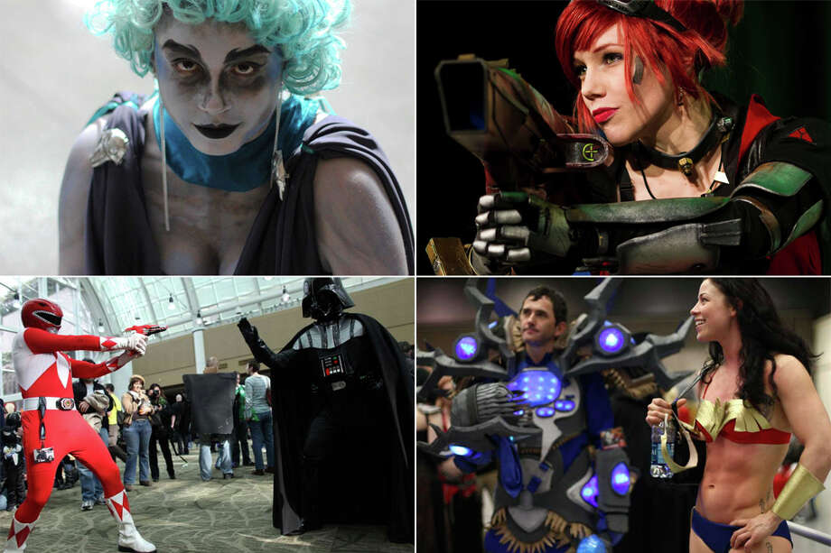 Take a look back at Seattle's largest comic convention, Emerald City Comicon.