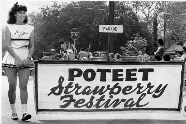 Every spring since 1948, the Poteet Strawberry Festival has drawn crowds to the Strawberry Capital of Texas, thirty miles south of San Antonio.