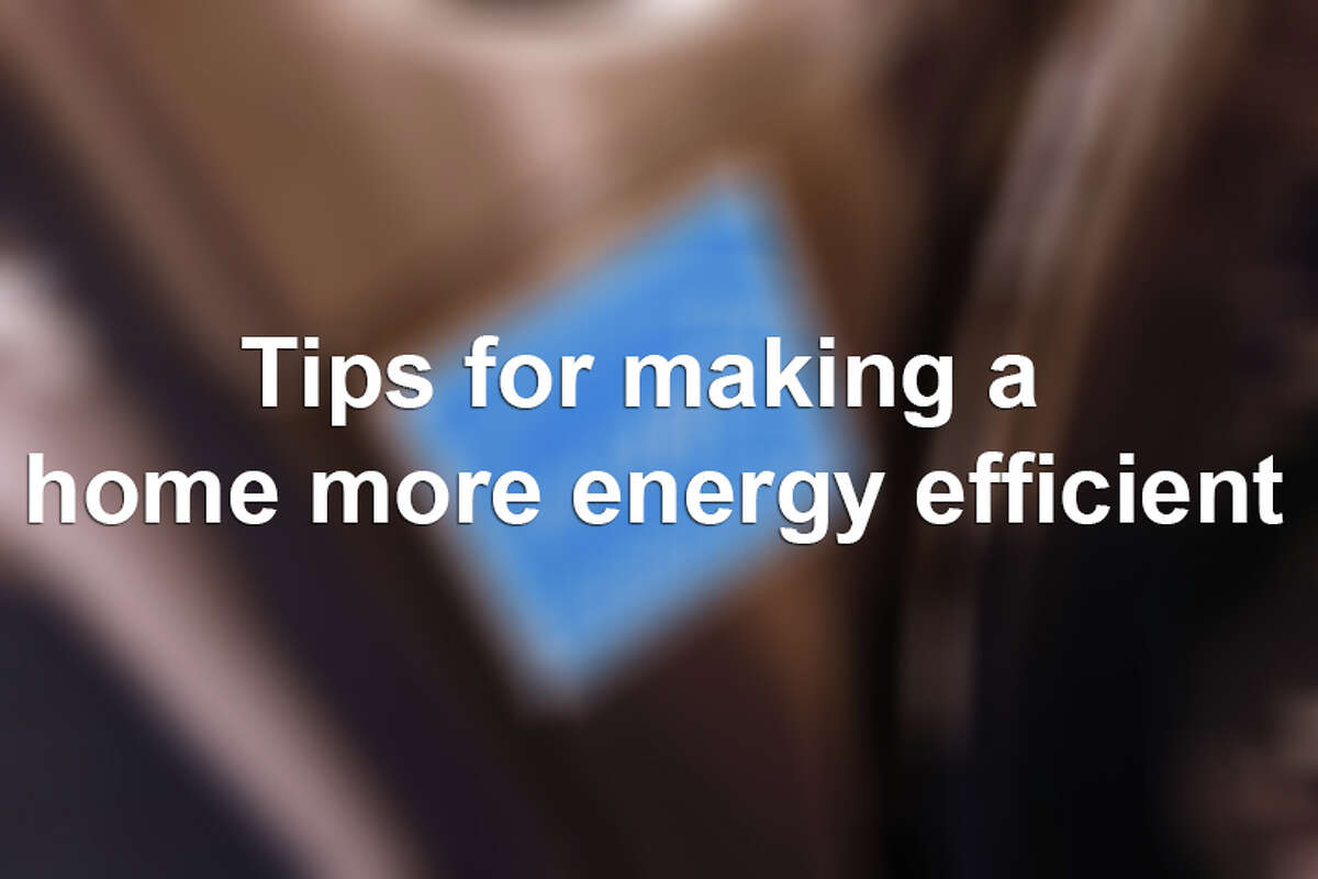 Click through the slideshow for some eco-friendly and energy-saving tips to consider.