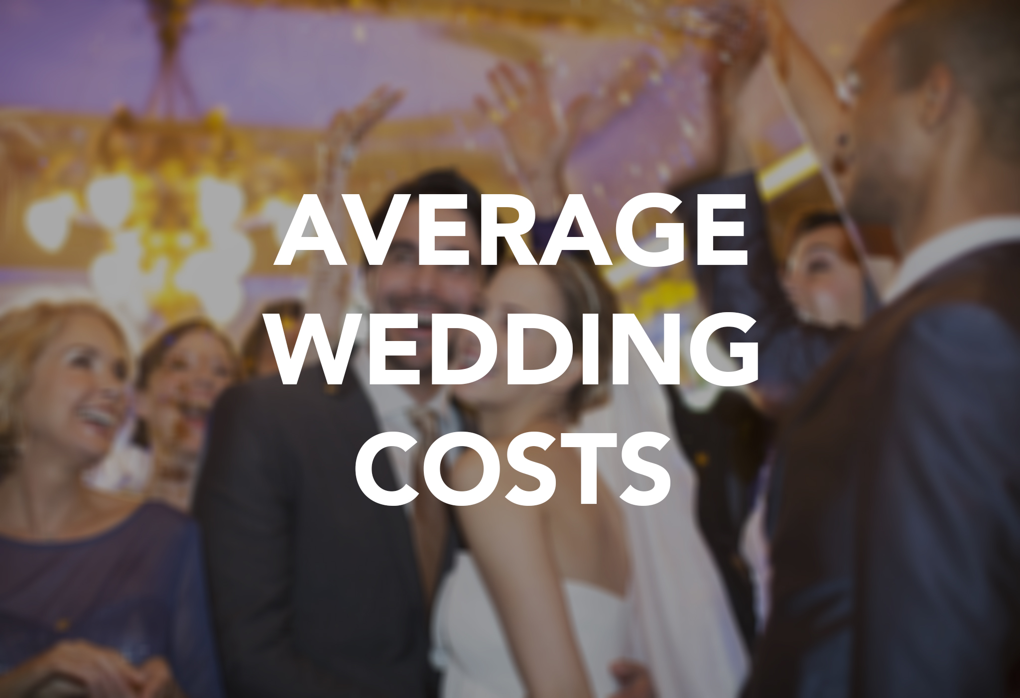 How much the average wedding cost in 2015 item by item Houston