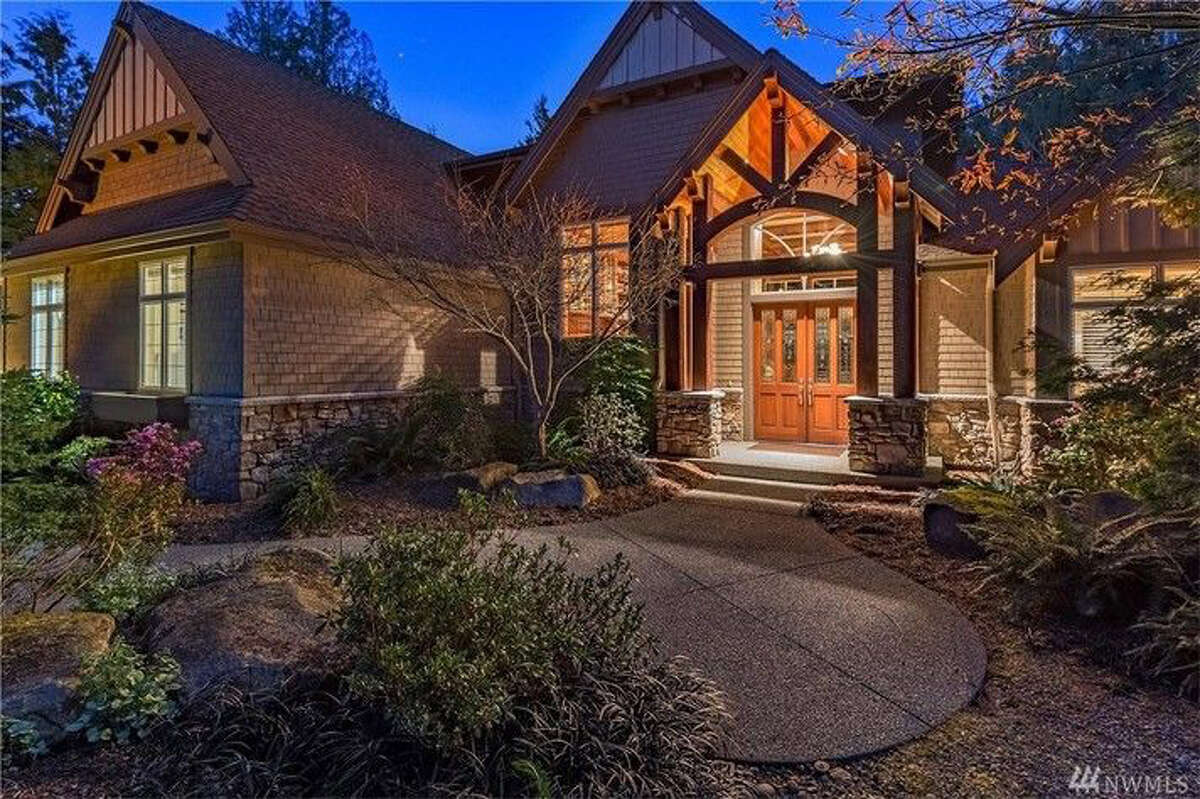 This week's Northwest real estate find has us in Bainbridge Island for this home at 13216 N.E. Cambridge Crest Way. The full listing is here.
