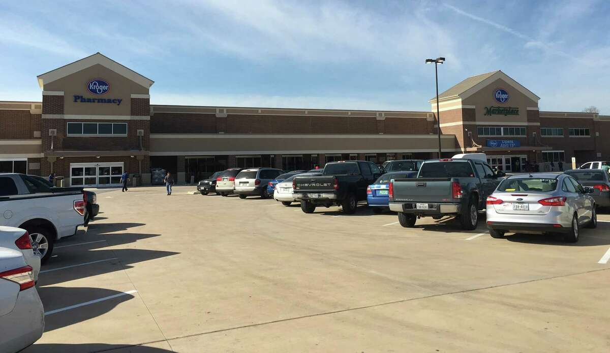 The new Kroger Marketplace in Clute totals124,000 square feet at 800 North Dixie Drive.