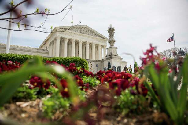The U.S. Supreme Court on Monday unanimously ruled that states may count all residents, whether or not they are eligible to vote, in drawing election districts. The decision was a major statement on the meaning of a fundamental principle of the American political system, that of one person one vote.