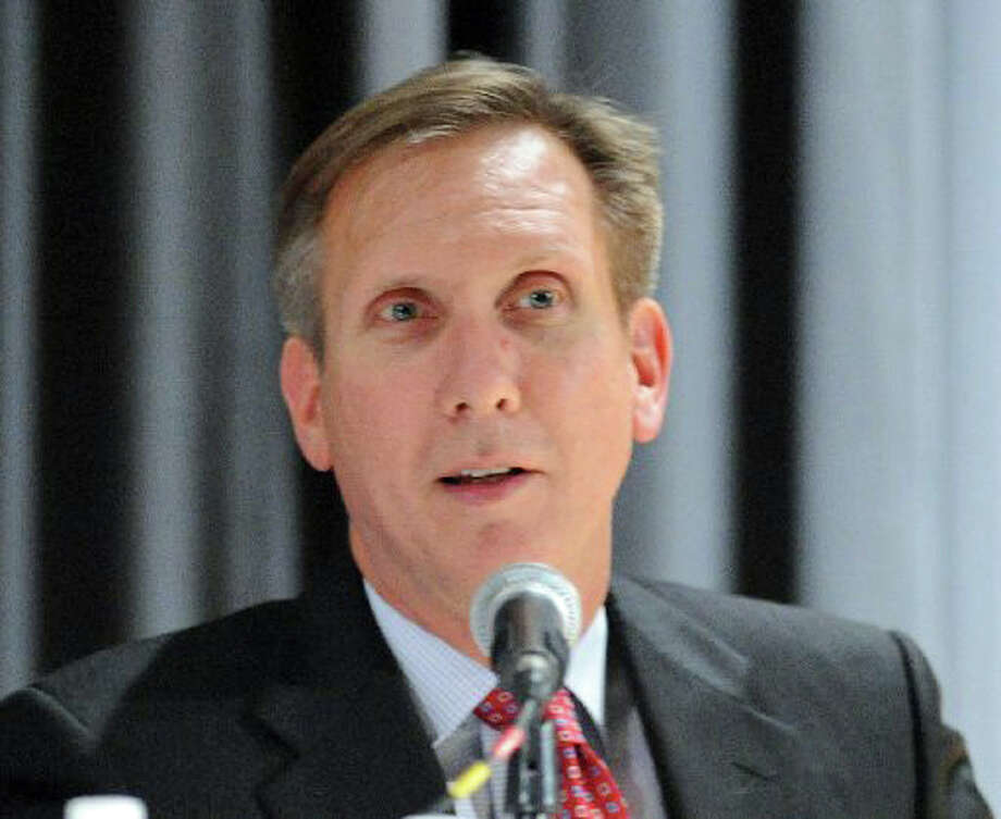 School board member Peter Sherr. Photo: File Photo / File Photo / Greenwich Time File Photo