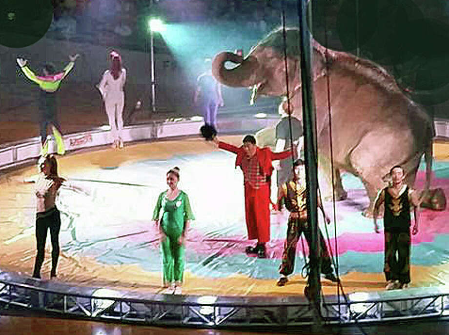 Circus comes to the danbury ice arena for weekend shows - Garden bros circus ticket prices ...
