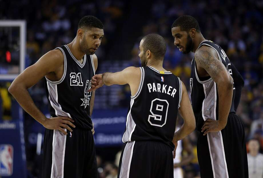 Warriors will face well-rested Spurs on Sunday