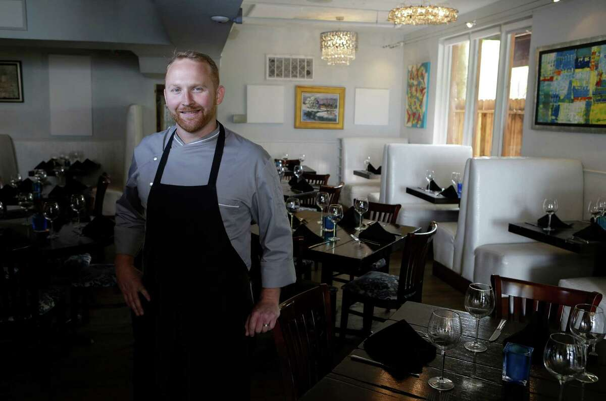 Chef Eric Aldis is the new chef at Corner Table. Keep clicking for a look at some of his best dishes.