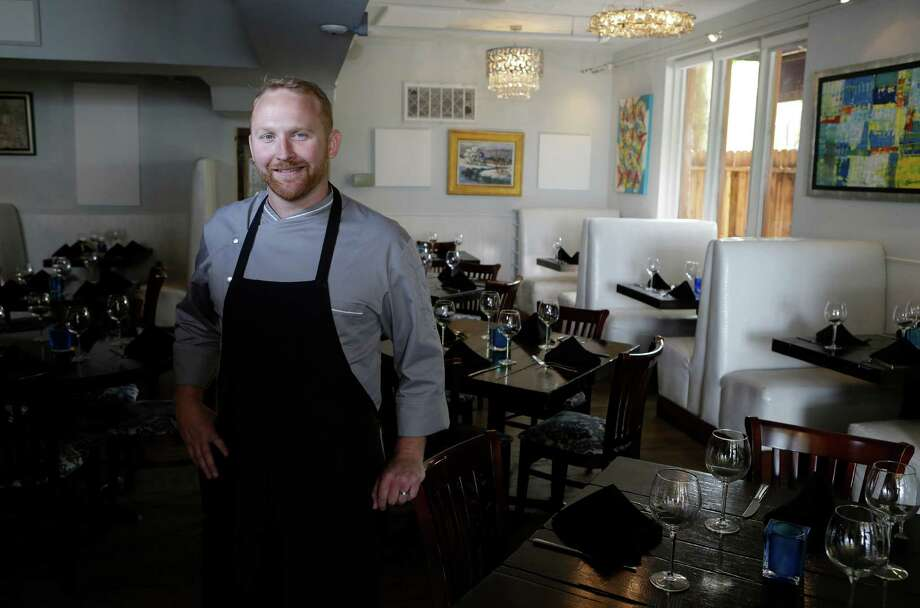 Chef Eric Aldis is the new chef at Corner Table.Keep clicking for a look at some of his best dishes.  Photo: Melissa Phillip, Staff / © 2016 Houston Chronicle