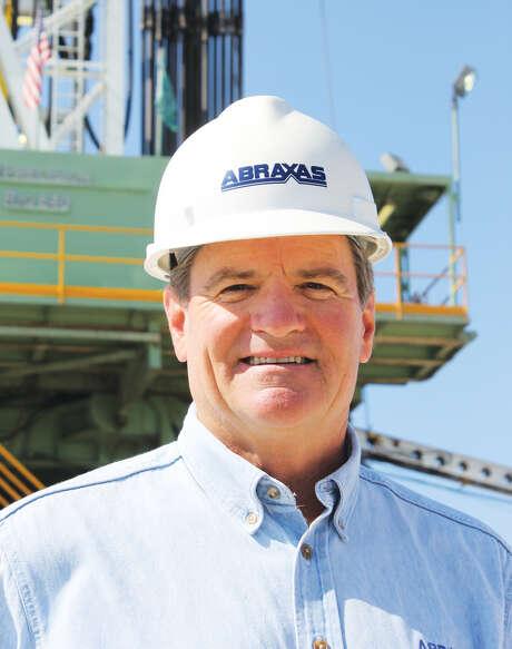 """We are a survivor,"" Abraxas CEO Bob Watson said Tuesday at its annual shareholder meeting. Photo: Courtesy Photo"