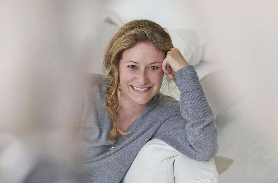 Michelle Chaudoir is the director of photo production for Gap Global Online. The San Mateo resident has been a leader in the world of fashion as a photo producer for the past 12 years for Gap, Ebay, and BCBG Max Azria. Photo: Courtesy�Michelle Chaudoir