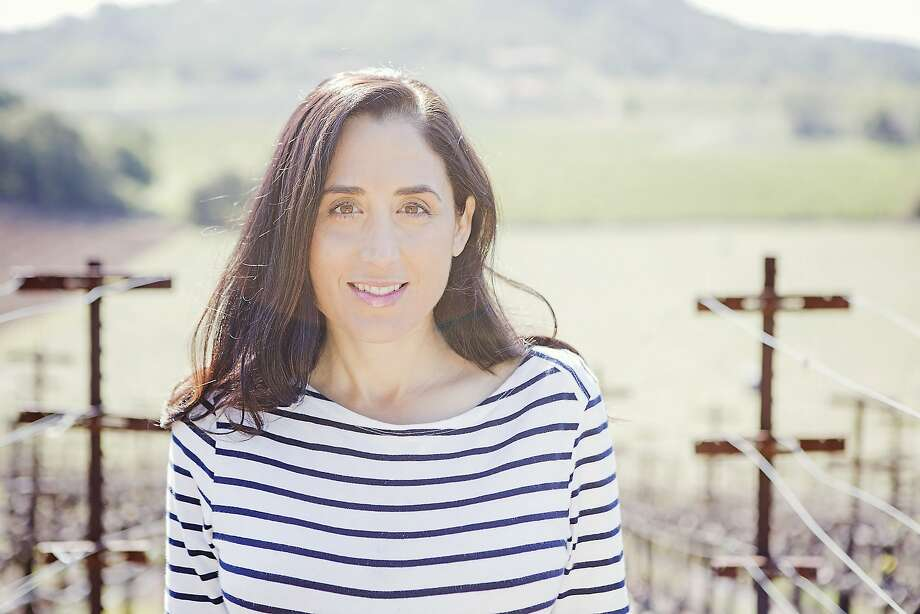 April Gargiulo is the founder of Vintner's Daughter Active Botanical Serum, an all-natural phyto-active treatment serum. Gargiulo, who splits her time between San Francisco and Napa, drew from her experience in making fine wine at Gargiulo Vineyards in Oakville, Napa Valley to create the anti-aging serum. Photo: Courtesy�April Gargiulo