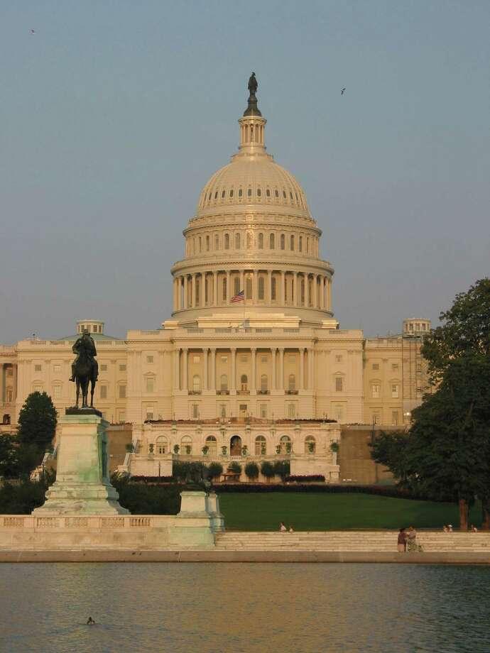 The U.S. Capitol Building in Washington, D.C. / Destination DC