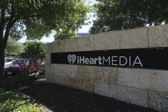 San Antonio-based iHeartMedia Inc. warns it may not have the cash flow to pay its debt this year.