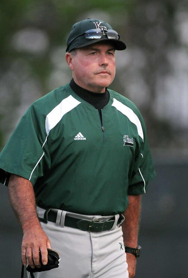 Kingwood Park Head Baseball Coach Buddy Thames (photo by Jerry Baker) Photo: Jerry Baker, For The Chronicle / Freelance