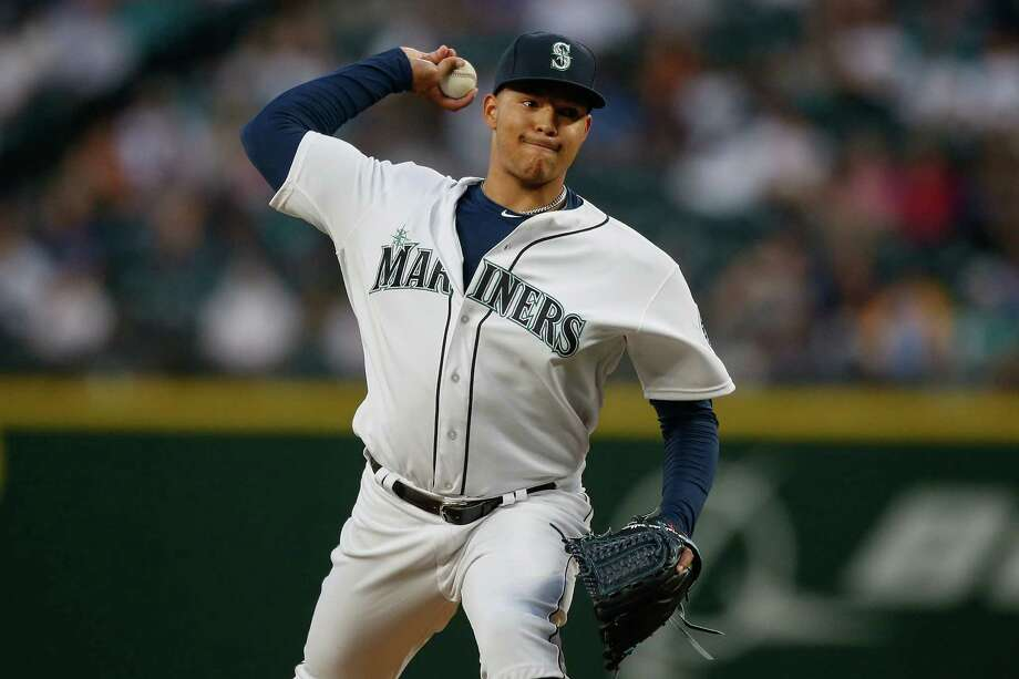 RotationOUT: RHP Taijuan Walker (above), RHP Nathan KarnsIN: LHP Drew Smyly, RHP Yovani Gallardo, RHP Chris Heston Photo: Otto Greule Jr, Getty Images / 2016 Getty Images