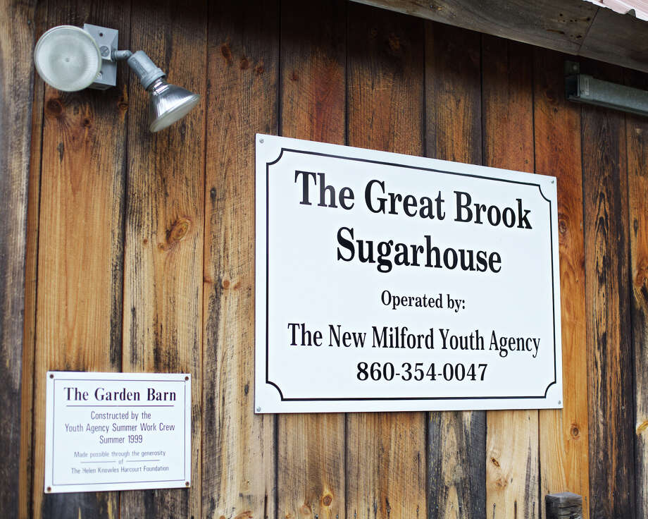 The New Milford Youth Agency, once again, is running and managing Sullivan Farm with the help of Mark Makin at 140 Park Lane in New Milford, CT. Photo: Trish Haldin / For Hearst Connecticut Media / The News-Times Freelance