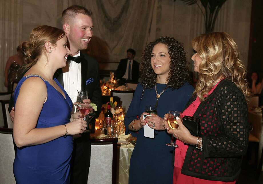 Were you Seen at the Woodland Hill Montessori School Gala at 60 State Place in Albany on Friday, April 8, 2016? Photo: Joe Putrock/Special To The Times Union