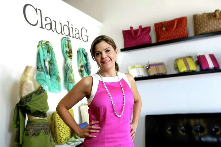 "Claudia Gutierrez: ""The success of the company is really measured in how much we can give back, how much we can help."""