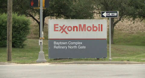 Authorities respond to report of intruder at Exxon Mobil's