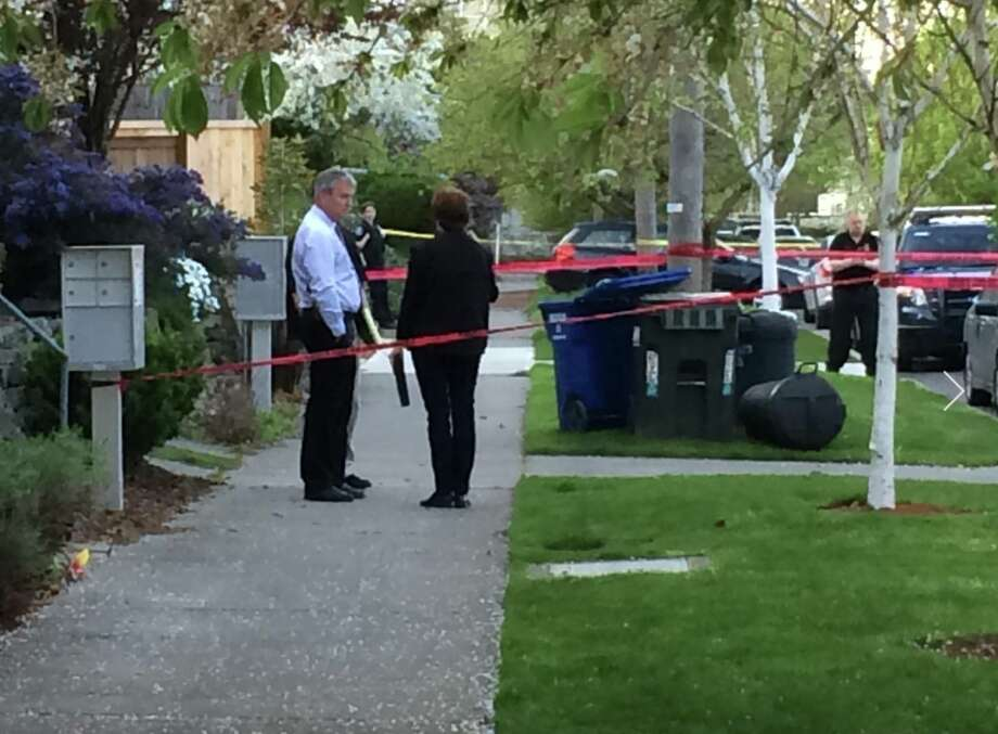 Seattle police investigate report of some 'suspicious items' found in a dumpster near 21st Avenue and Pine Street on Saturday. Chief Kathleen O'Toole confirmed Monday the remains likely belong to a woman reported missing out of Renton earlier that day.