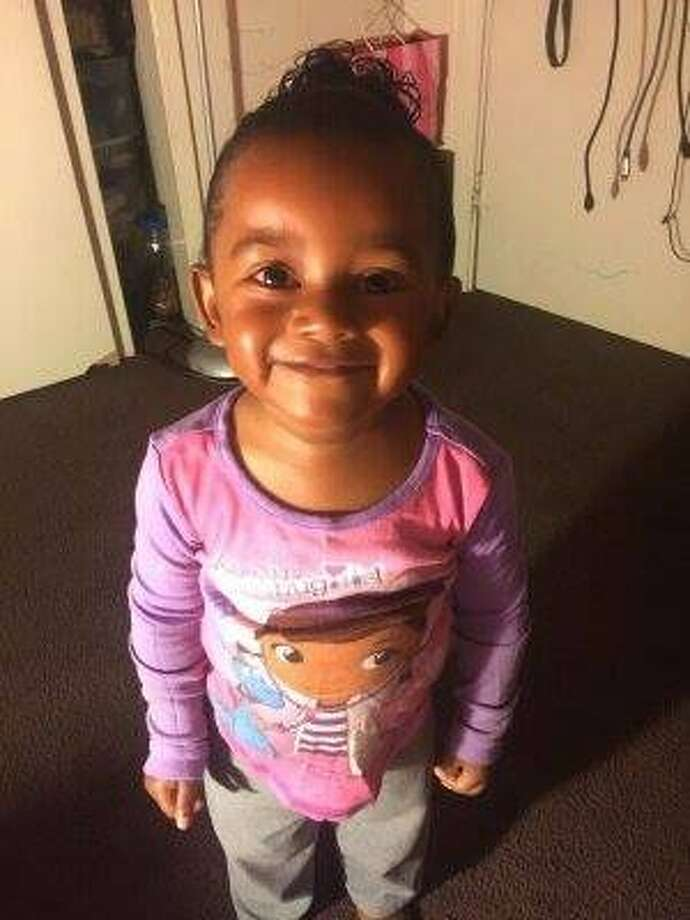 Arianna Fitts, 2, went missing after her mother, 32-year-old Nicole Fitts was found dead Friday. Police have released few details about the woman's killing while they search for the young girl. Photo: SFPD