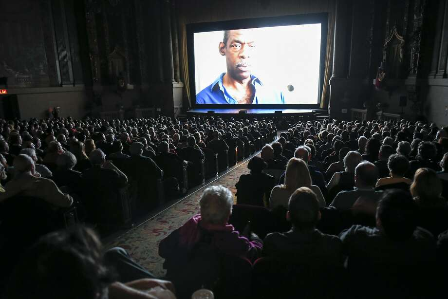 "The San Francisco Chronicle hosts the premiere of ""Last Men Standing"" at the Castro Theatre in April 2016. Photo: Michael Short, Special To The Chronicle"